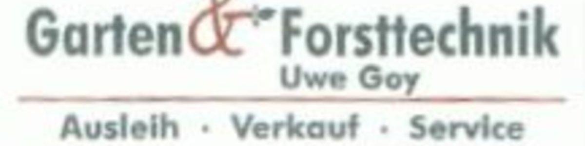 Garten&Forsttechnik Uwe Goy