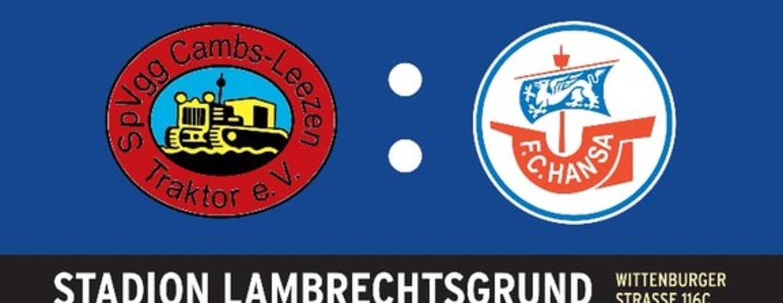 SpVgg vs. F.C. Hansa Rostock