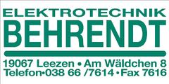 Elektrotechnik Behrendt