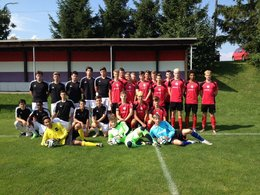 Trainingslager der A-Junioren in Bayern