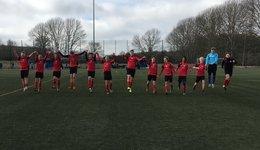 A-Junioren gewinnen das Auswärts-Spitzenspiel gegen den SSC Schwerin (3:2)