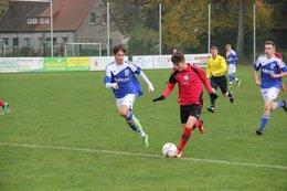 Auswärtsniederlage der A-Junioren im Spitzenspiel gegen den Parchimer SC