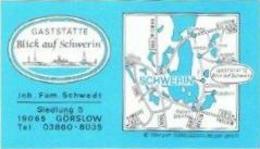 Blick auf Schwerin