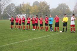 Auswärtssieg der A-Junioren beim Plauer FC (8:0)