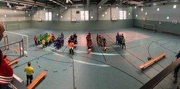 A-Junioren belegen 2. Platz beim Team-Sport-Corner-Cup